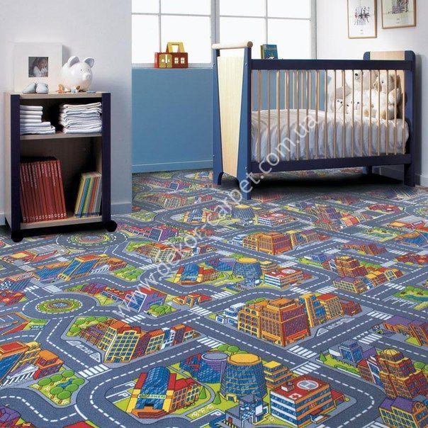 Детские ковры фото
