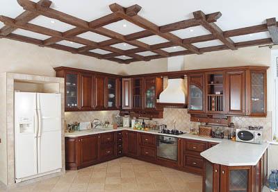 Балки на потолок