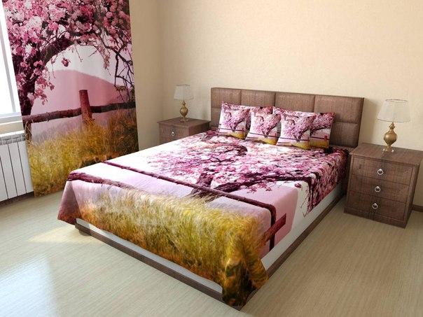 Фото-комплекты для спальни