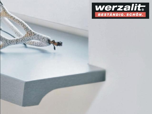 Внимание, подорожание подоконника Werzalit