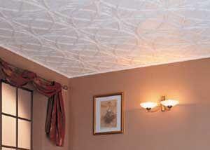 Декор потолка (лепной декор, лепнина)