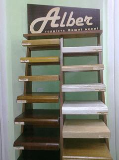 Подоконник Alber