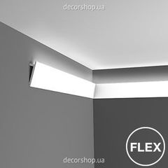 Плинтус из полиуретана Orac Decor SX179 Flexi