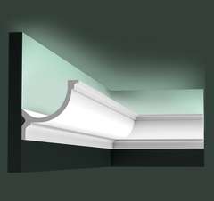 Карниз под подсветку Orac Decor C902F