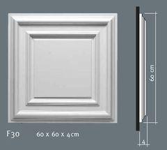 Кессон (потолочная плита) Orac Decor F30