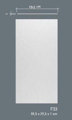 Кесон (стельова плита) Orac Decor F33