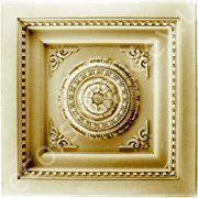 Кессон (потолочная плита) Gaudi Decor R4049