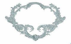 Декоративный орнамент (панно) Harmony A171