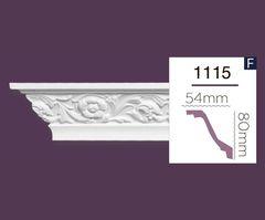 Карниз с орнаментом Home Decor 1115 (2.44м) Flex