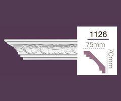 Карниз с орнаментом Home Decor 1126 (2.44м)