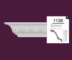 Карниз с орнаментом Home Decor 1138 (2.44м) Flexi