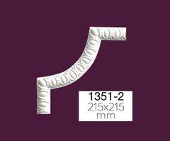 Угловой элемент для молдингов Home Decor 1351-2