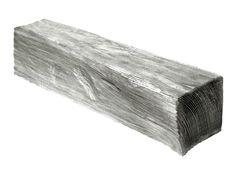 Декоративная балка Decowood Модерн ED 105 (3м) classic сіра 19х13