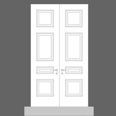 Дверная панель Orac Decor Door Inspiration 1