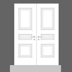 Дверная панель Orac Decor Door Inspiration 2