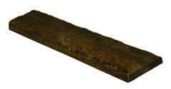 Декоративная панель Decowood Рустик ET 305 (3м) classic тёмная 19х3,5