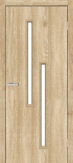 Двери Omis T02 ПО NL дуб Саванна